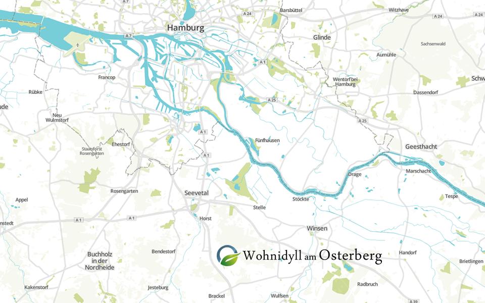 Karte Ohlendorf